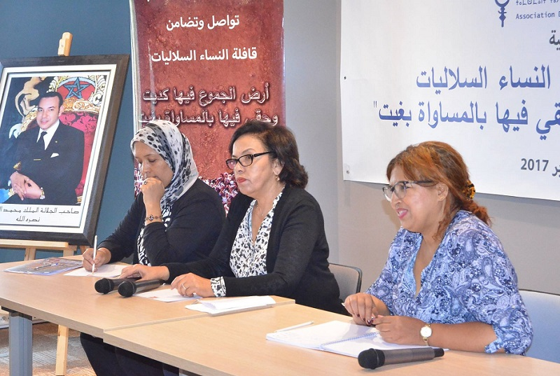 ADFM Morocco Advocacy for Soulaliyates Land Rights