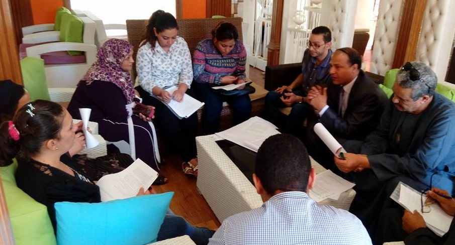 FWID leadership and human rights training October 2016