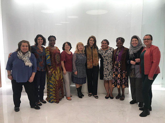 Women's Learning Partnership (WLP) Global Training of Trainers (GTOT)