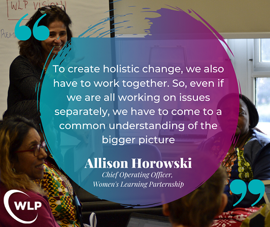 Allison Horowski IU2U Quote