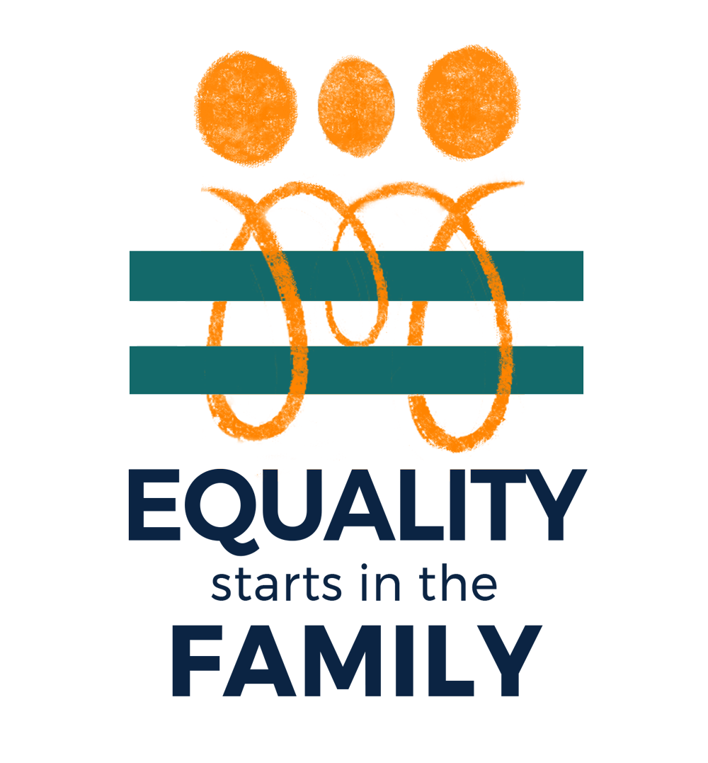 Equality in Family Logo