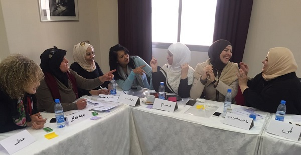Women Refugees Leadership Workshop 2017