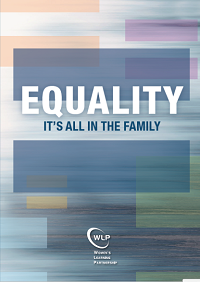 Equality It's All in the Family Documentary Film Cover