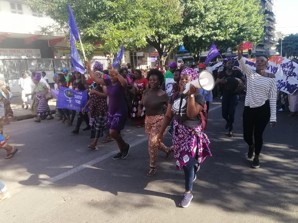 Mozambique-IWD2020-March