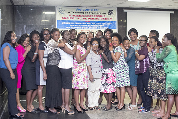Women Leaders Gathered in Nigeria