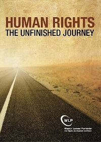 Human Rights The Unfinished Journey Documentary Film Cover