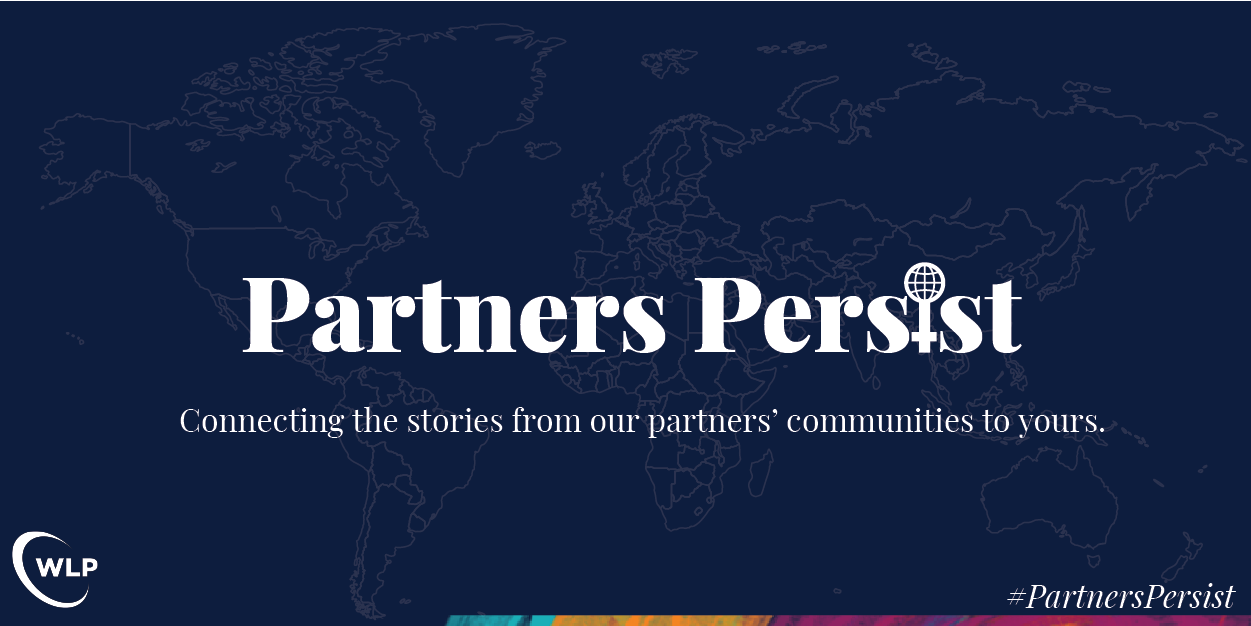 Partners Persist Header