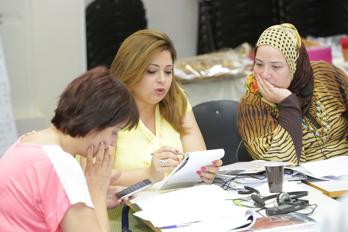 Training-Lebanon Regional TOT July 2013