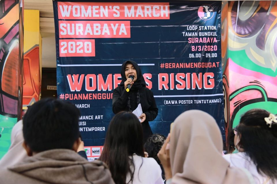 Indonesia-Women-Activist-IWD2020-WYDII