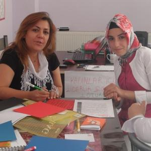 Capacity Building workshop for women's cooperatives in Turkey