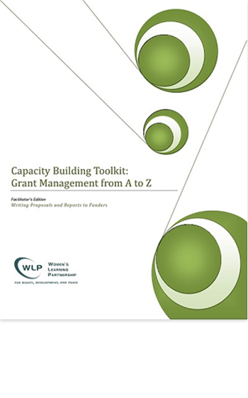 CB Toolkit Grant Management English