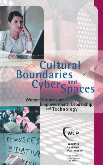 Cultural Boundaries and Cyber Spaces cover