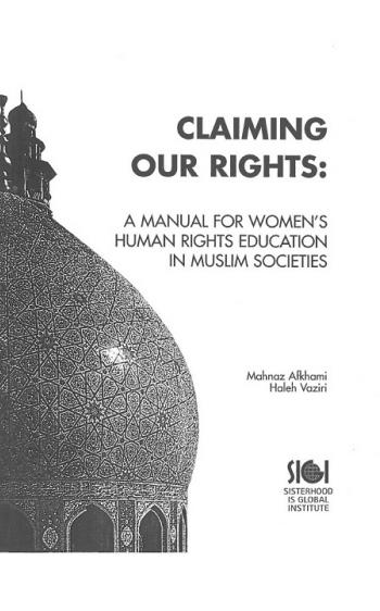 Claiming Our Rights cover