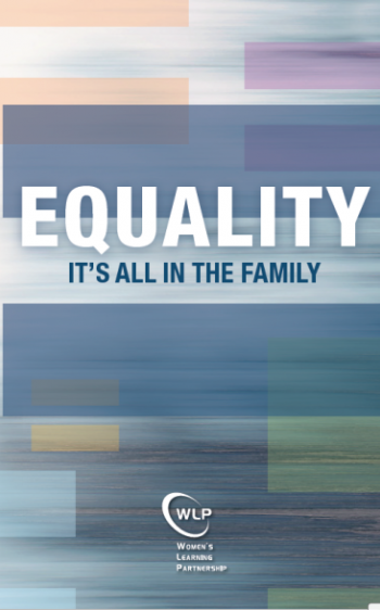 Equality Its All in the Family cover