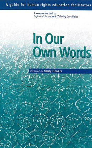 In Our Own Words English