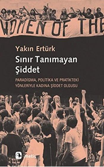 Violence Without Borders Turkish cover
